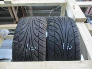215/35R18 PAIR OF 2 ONLY USED WANLI A/S TIRES