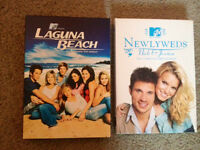 Laguna Beach/Newlyweds/Sex and the City dvds
