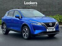 2021 Nissan Qashqai 1.3 Dig-T Mh N-Connecta [Pan Roof] 5Dr Hatchback Petrol Manu