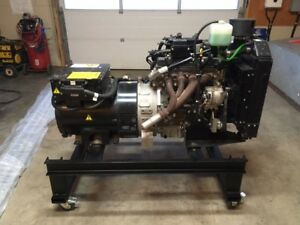 30kW Ford Propane/Natural Gas Genset