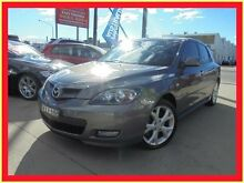 2008 Mazda 3 BK1032 MY08 SP23 Grey 6 Speed Manual Sedan Holroyd Parramatta Area Preview