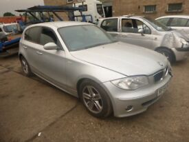 BMW 1 SERIES - RF54WJX - DIRECT FROM INS CO