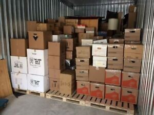 24 (light weight) pallets/skids.  Ideal for storage in damp area
