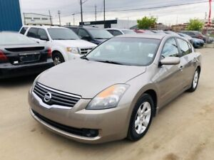 2007 Nissan Altima SL (Leather)(Sunroof)(6 month WARRANTY)(CLEAN
