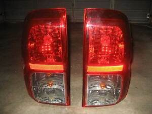 2016 Toyota Hilux Rear Tail Lights Hornsby Hornsby Area Preview