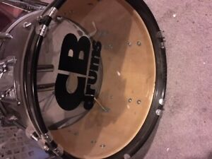 CB Drum kit, 7 piece, junior size , cheapest price going $99