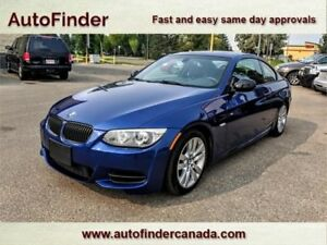 2011 BMW 335IS Coupe with DCT!