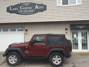 2009 Jeep Wrangler X-Cert/Etested, AC, Cruise, MP3, Stick