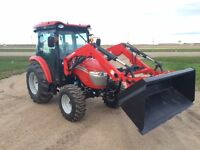 McCormick X1.45 Compact tractor