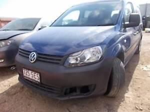 2011 Volkswagen Caddy Van/Minivan Mount Louisa Townsville City Preview