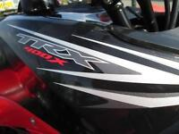 HONDA TRX 400 X SPORTRAX 400 2WD ROAD REGISTERED SPORTS QUAD BIKE 2012