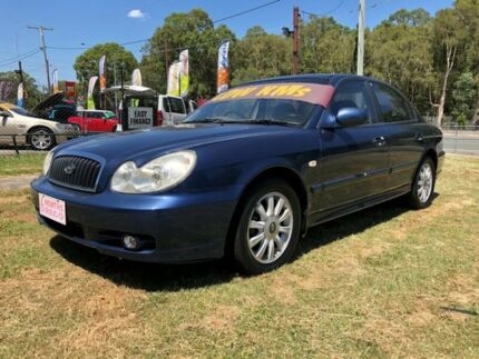 2005 Hyundai Sonata EF-B GL 4 Speed Auto Selectronic Sedan Clontarf Redcliffe Area Preview