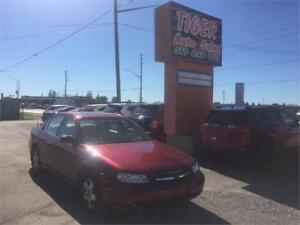 2002 Chevrolet Malibu LS**DRIVES GREAT*ONLY 125KM**AS IS SPECIAL