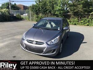 2016 Hyundai Accent L STARTING AT $104.22 BI-WEEKLY