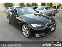 2008 BMW 335i Convertible, Sport Package, Paddle Shift, Xenons