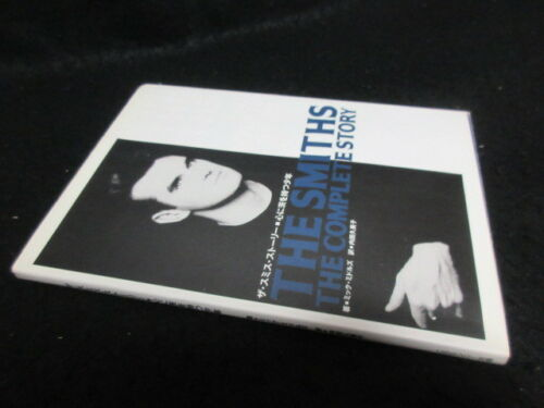 Smiths The Complete Story Japan Book feat Discography Morrissey Johnny Marr C86