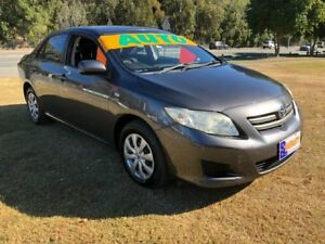 2008 Toyota Corolla ZRE152R Ascent 4 Speed Automatic Sedan Clontarf Redcliffe Area Preview