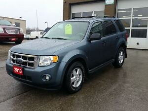 2010 Ford Escape XLT 4X4 , $7988 Certified
