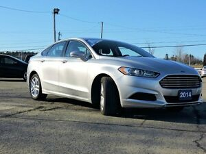 2014 Ford Fusion automatic, cloth interior, front wheel drive. F