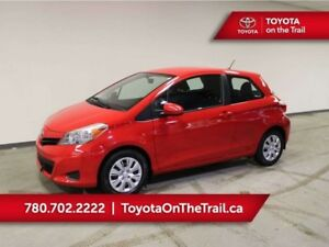 2014 Toyota Yaris CE HATCHBACK; VERY LOW KM, AUTOMATIC, WINTER T