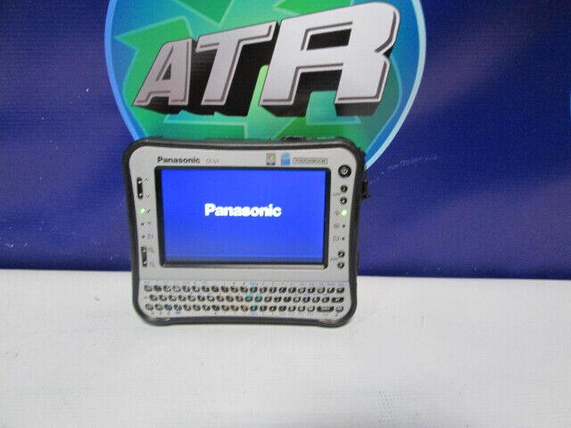 Panasonic Toughbook CF-U1 Intel Atom Z520@1.33GHZ - 1GB RAM - 64GB HDD