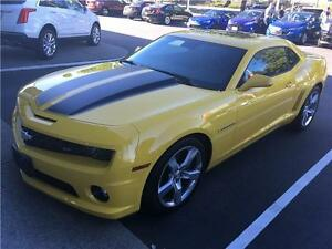 2010 Chevrolet CAMARO 2 SS like NEW just 22.000 km
