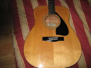 Guitar  Acoustic 6 string