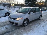 2008 Nissan Versa 95010 Km, Safety & ETEST for ON or QC