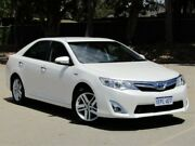 2014 Toyota Camry AVV50R Hybrid HL White 1 Speed Constant Variable Sedan Hybrid Kalamunda Kalamunda Area Preview
