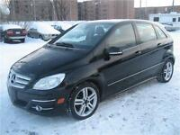 2009 MERCECES-BENZ B200 TURBO (AUTOMATIQUE, TOIT PANO, FULL!!!)