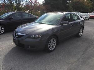 2008 Mazda 3, Safety & ETEST for ON or QC INCL.