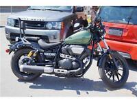 2014 Yamaha BOLT R-SPEC Cruiser