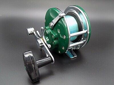 VINTAGE JAPANESE MADE WINFIELD BASS FISHING REEL