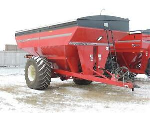2015 Unverferth 9250 Grain Cart - 1000+ bu, 410 Scale,Hyd Drive