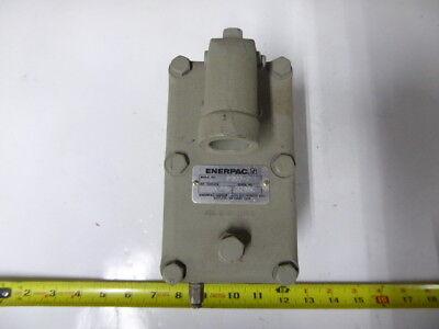 Enerpac P307-2 Pump Hydraulic Ram Hand Driven