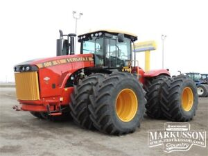 Versatile 500 Tractor - Powershift, PTO, GPS, 110gpm Hyd. Pump