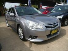 2010 Subaru Liberty MY10 2.5I Silver 0 Speed Continuous Variable Sedan Holroyd Parramatta Area Preview