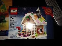 Lego 2015 Limited Edition Gingerbread House (40139) *Brand New