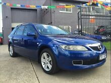 2006 Mazda 6 GG 05 Upgrade Classic 5 Speed Auto Activematic Hatchback Brooklyn Brimbank Area Preview
