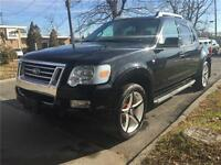 2007 Ford Explorer Sport Trac -FULL-AUTO-MAGS-CUIR-TOIT-V8