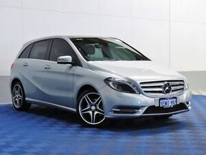 2014 Mercedes-Benz B200 246 MY14 CDI Edition Start Silver 7 Speed Automatic Hatchback East Rockingham Rockingham Area Preview