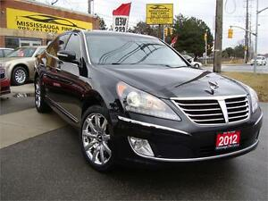 2012 Hyundai Equus Signature,NAV,REAR CAMERA,NO ACCIDENT
