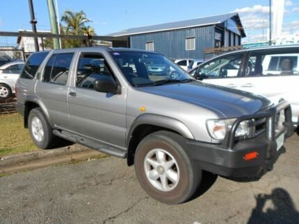 2000 Nissan Pathfinder WX II ST Silver 4 Speed Automatic Wagon Yeerongpilly Brisbane South West Preview