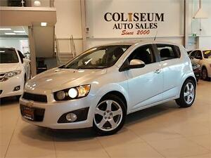 2014 Chevrolet Sonic LT ONLY 79KM **POWER SUNROOF-CAMERA-HEATED