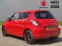 2014 Suzuki Swift 1.2 Sz4 5Dr Hatchback Petrol Manual