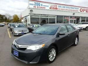 2014 Toyota Camry LE,NAVI,CAMERA,BLUETOOTH,USB,AUX,CERTIFIED