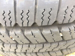 275/65 R 18  GREAT SUMMER TIRES (LIKE NEW)