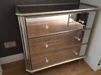 Beautiful mirrored chest of drawers from Next for only £90