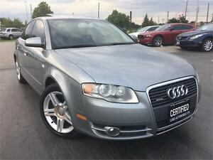 2006 Audi A4 2.0T , Accident Free, Ontario Car, Certified