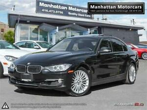 2014 BMW 328i X-DRIVE EXECUTIVE PKG |NAV|PHONE|ROOF|1OWNER|80KM